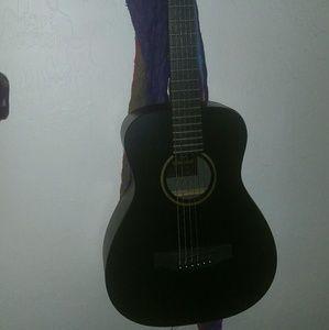 Little Martin LX Black Guitar